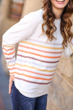 Love This One Striped Top