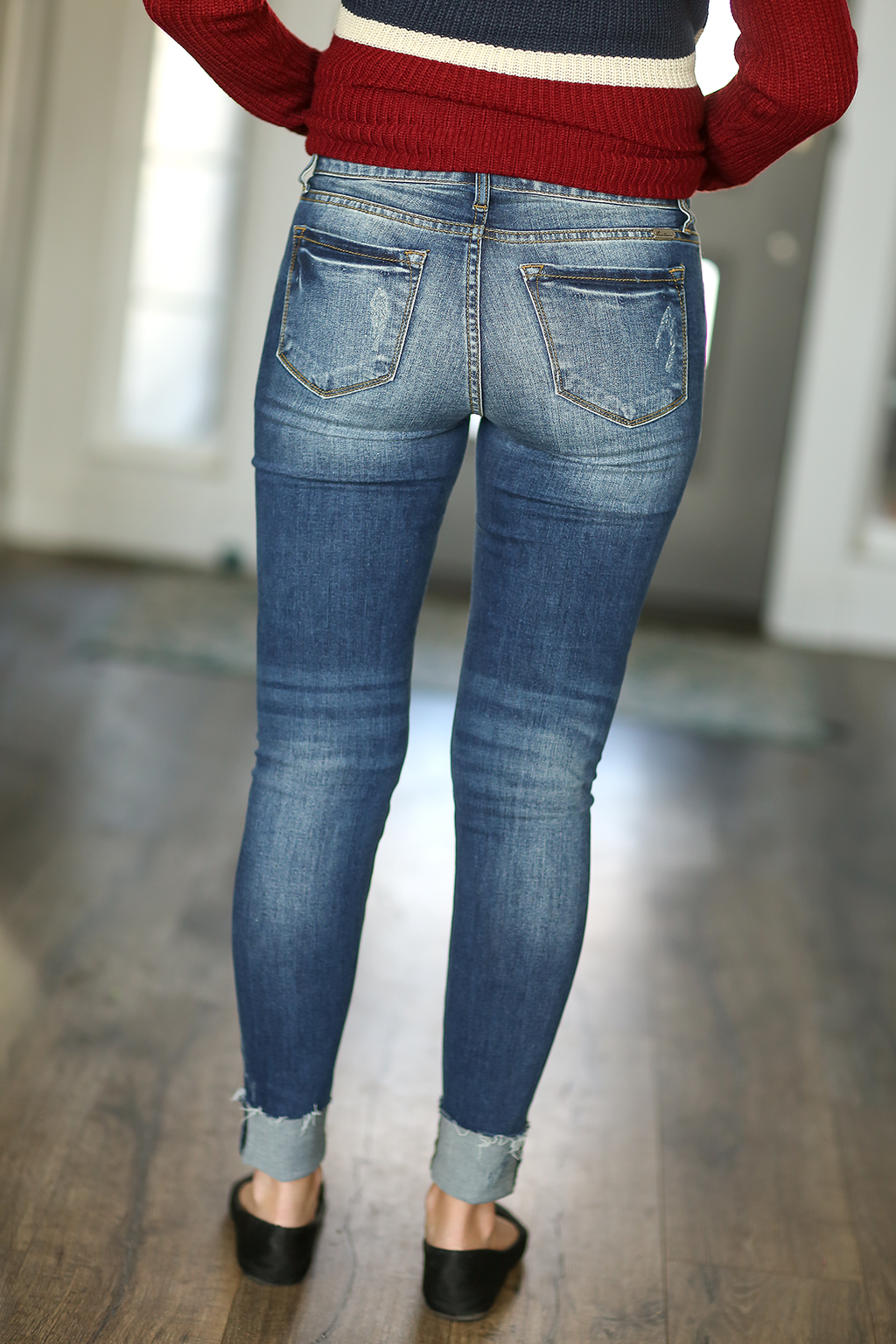 Make Them Yours KanCan Medium Wash Denim Jeans