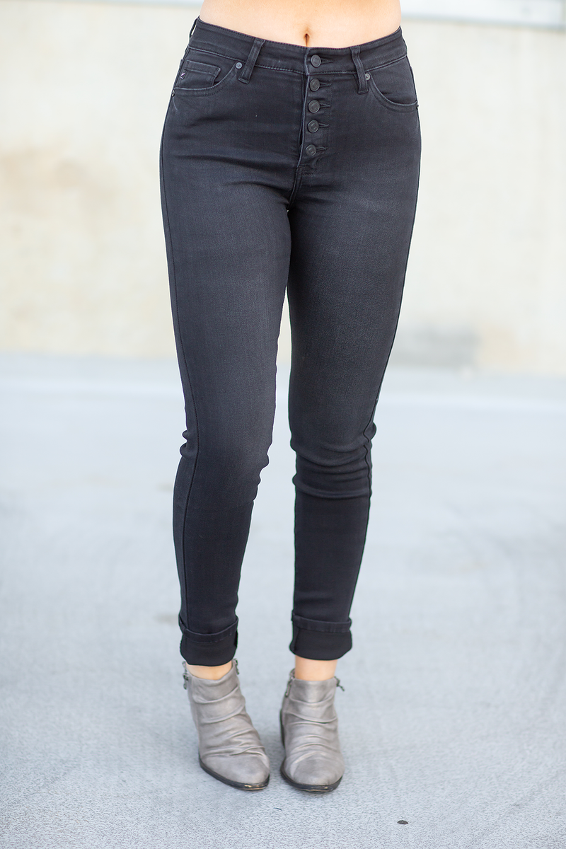 KanCan Black Denim Jeans