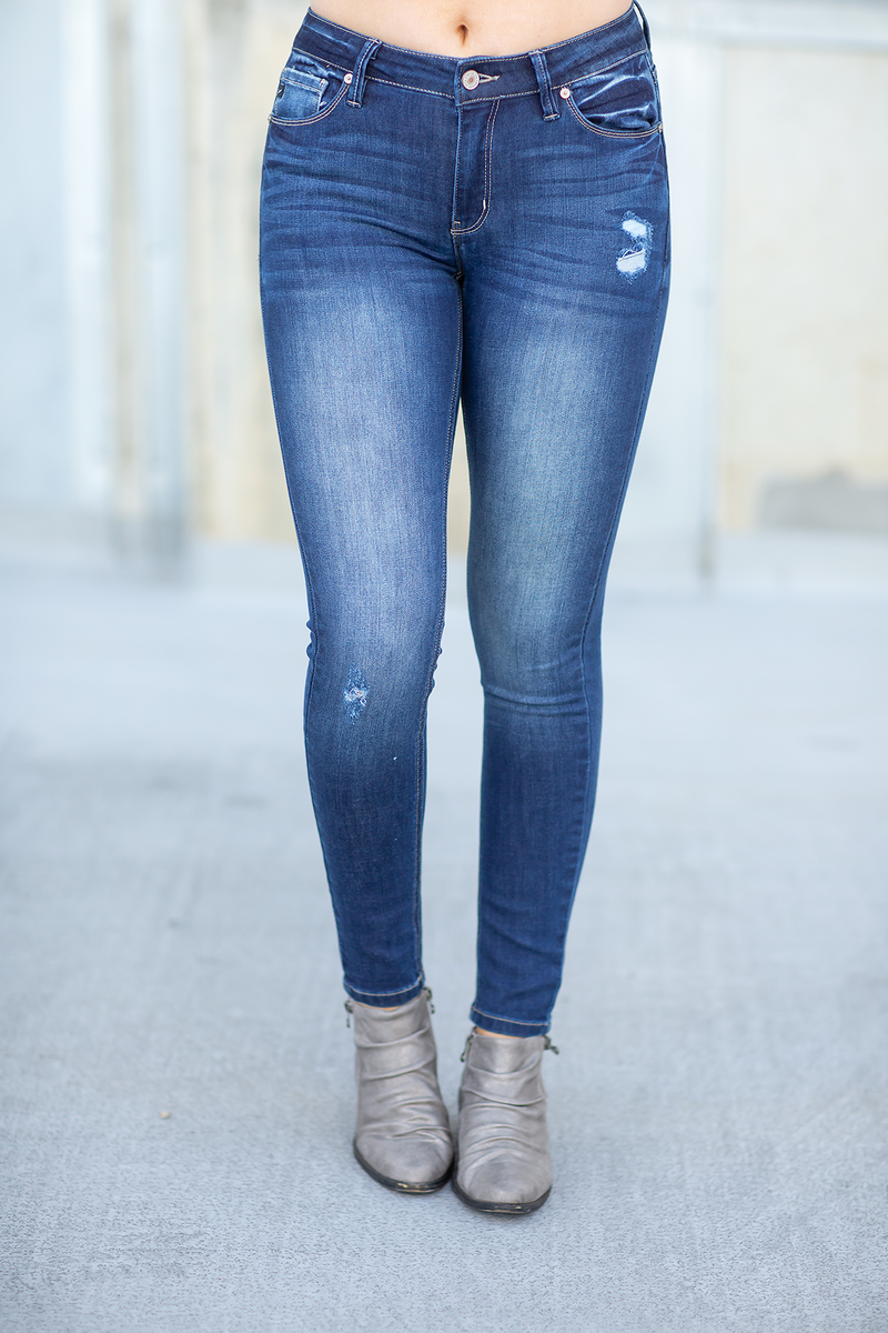 KanCan Fresh Face Denim Jeans