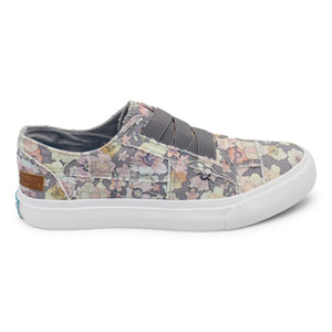 Blowfish Sneakers in Classic Gray Floral
