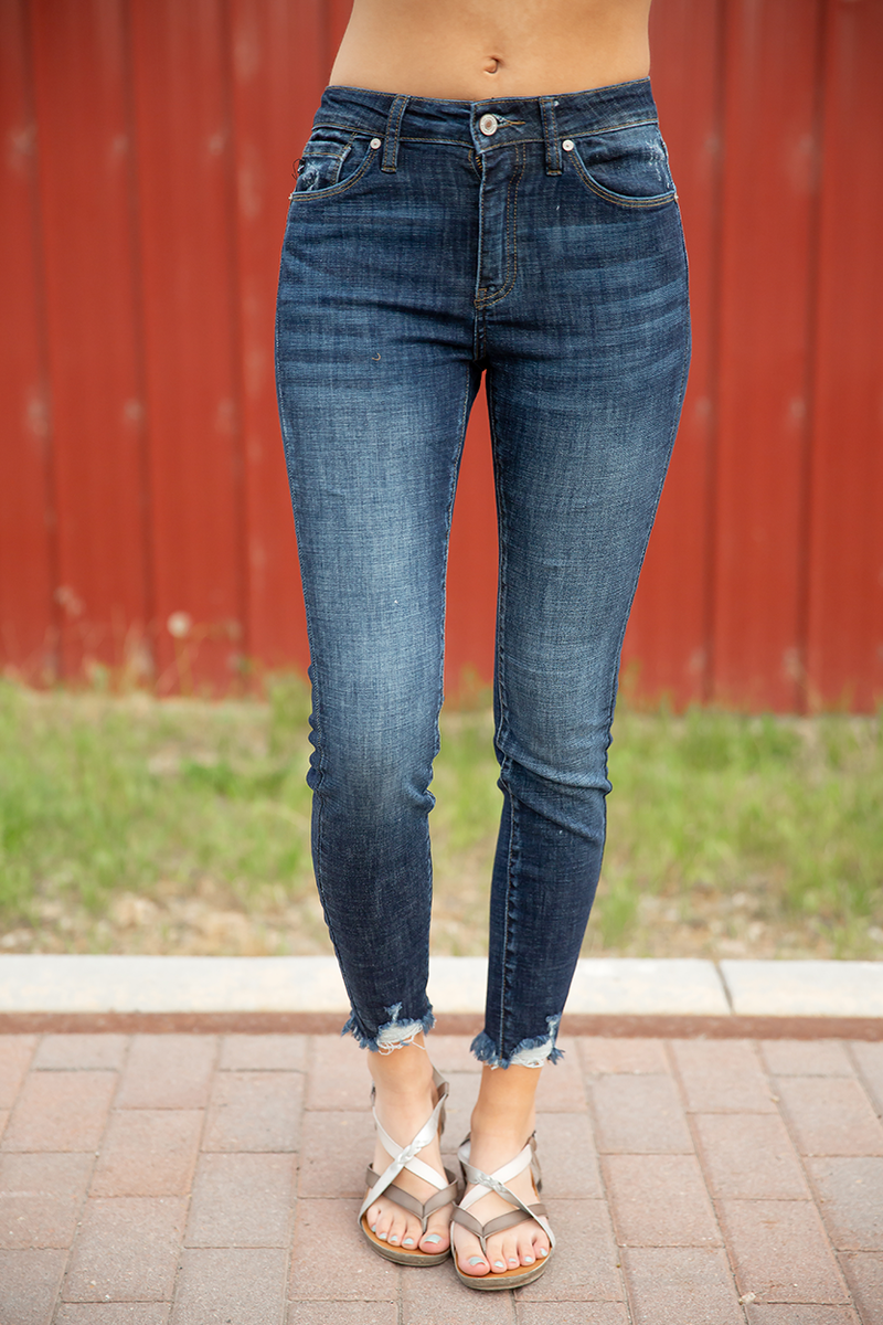 KanCan After Hours High Rise Denim Jeans