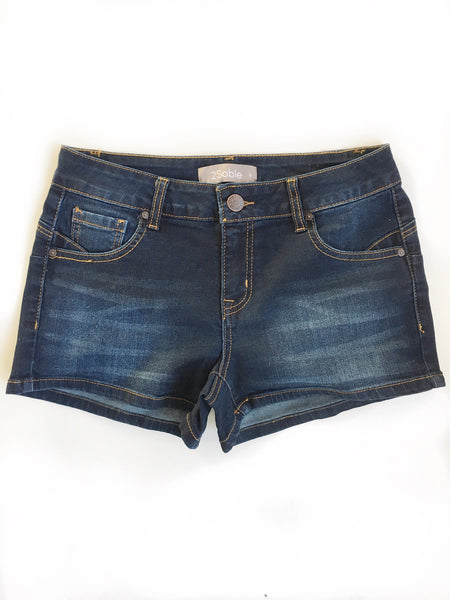 Short and Sweet Denim Shorts