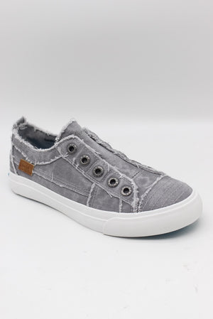Blowfish Real Gone Sneakers in Light Gray