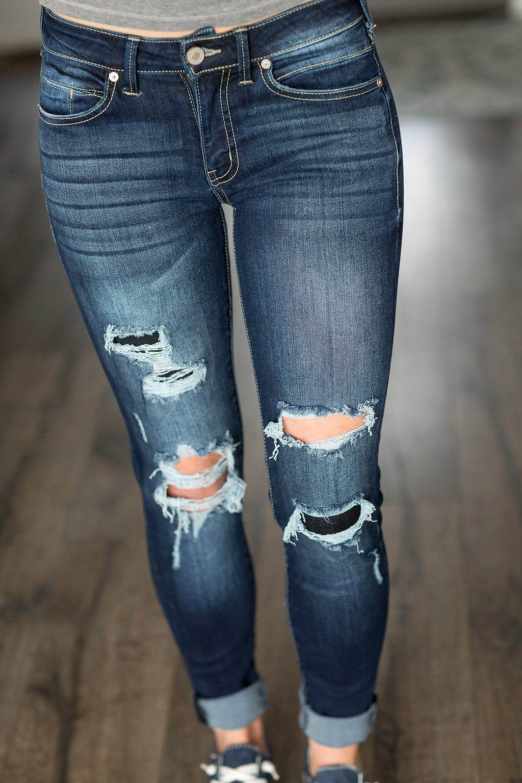 Uniquely Yours KanCan Denim Jeans