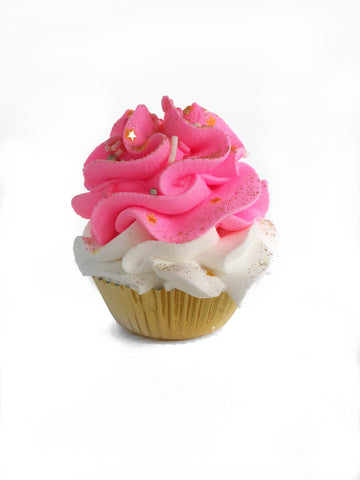 Date Night Cupcake Bath Bomb