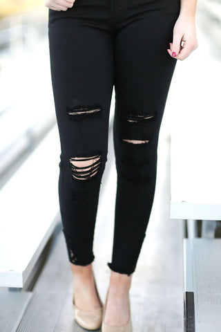 KanCan Jeans in Black
