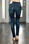 KanCan Welcome Home Copper Button Jeans