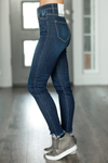 KanCan Top Of The List High Rise Button Denim Jeans