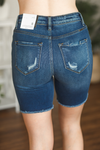 KanCan As It Seems Medium Wash Shorts
