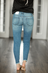 KanCan Get Happy Medium Wash Jeans