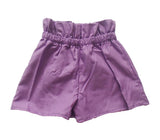 Lilac Lovin High Waisted Shorts