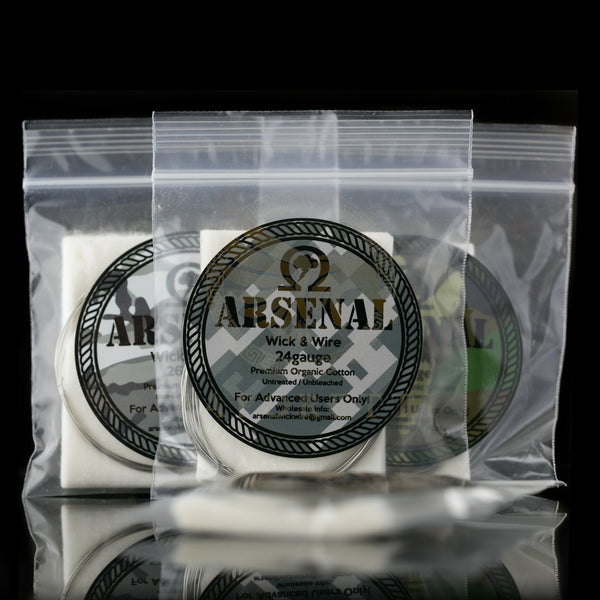 ARSENAL Wick & Wire