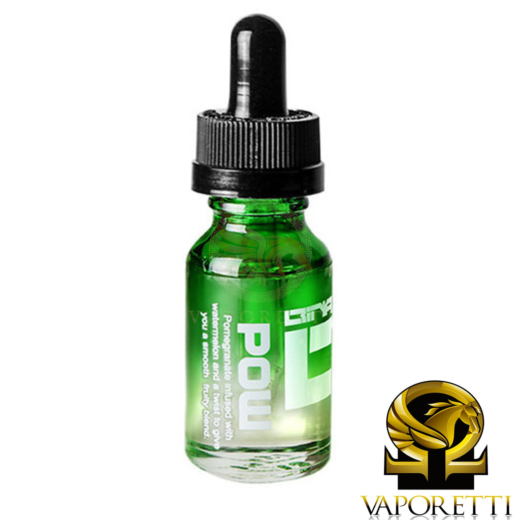 Binary Pow E-liquid