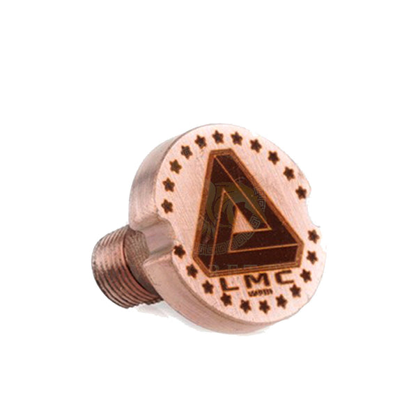 Limitless Mod Copper Button