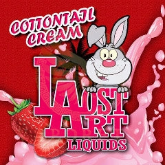 Lost Art Cottontail Cream E-Liquid