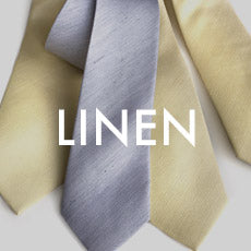 cyberoptix linen wedding ties and pocket squares
