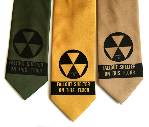 Fallout Shelter neckties