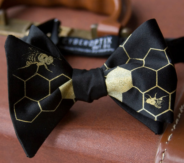 Honey Bee bow tie