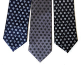 45 RPM Record Adapter Neckties, by Cyberoptix