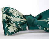 Wormwood Leaves bow tie, by Cyberoptix