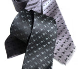 Anvil Print Neckties, by Cyberoptix