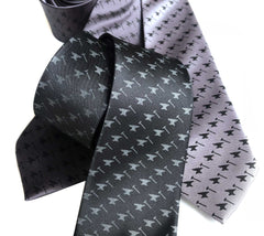 Anvil Necktie. Blacksmith, Metalworking Print Tie