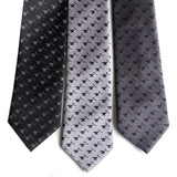 Anvil & Hammer Print Neckties, by Cyberoptix