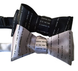 Apollo 11 Source Code Bow Ties. By Cyberoptix