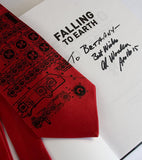 Falling To Earth book autographed by Al Worden - thank you!