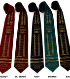 Bagpipes Neckties, by Cyberoptix