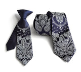 father and son bandana ties