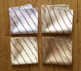 baseball pocket squares, baseball player gifts
