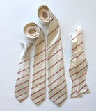 baseball theme neckties