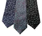 Blockchain Neckties, Decentralized Distributed Network Visualization Ties