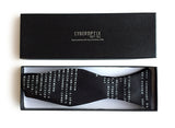 Cyberoptix black bowtie box