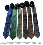 c64 neckties, by Cyberoptix