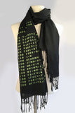 black commodore 64 scarf