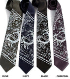 Cancer Zodiac Neckties