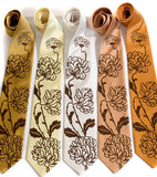 Chocolate ink on gold, butter, cream, pale gold, mustard microfiber