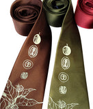 Coffee Bean Neckties, by Cyberoptix