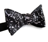 composition book cover bow tie