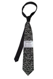 Composition Book mens tie, by Cyberoptix