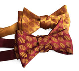 Coney Dog Bow Ties. Wieners! Hotdog Party Printed Bowties