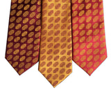 Hotdog Printed Neckties, by Cyberoptix