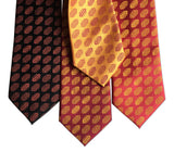 Coney Dog Neckties, by Cyberoptix