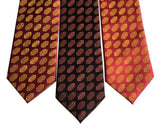 Funny Hot-Dog Print Neckties, by Cyberoptix