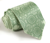 Custom Color Printed Silk Ties, Standard or Narrow Size