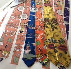 Custom Necktie or Bow Tie, Sublimation Print. One tie or more!