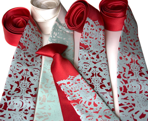 Wedding Custom Color Kid Size Ties